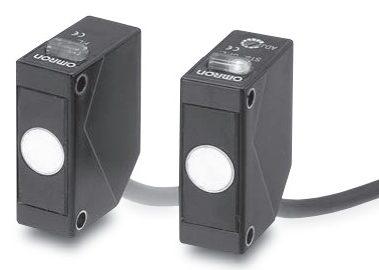 Omron E4E2 Compact Ultrasonic Sensor