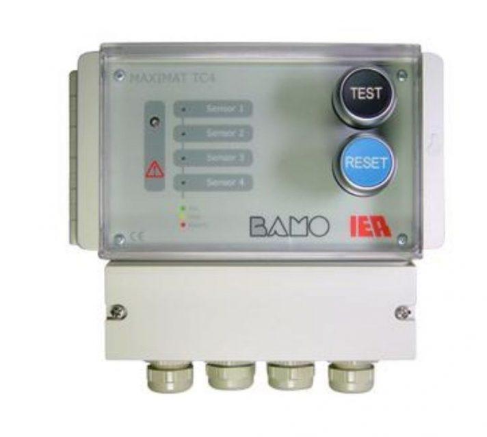 Bamo MAXIMAT TC4 Level Signaling Device 4 Sensor Inputs