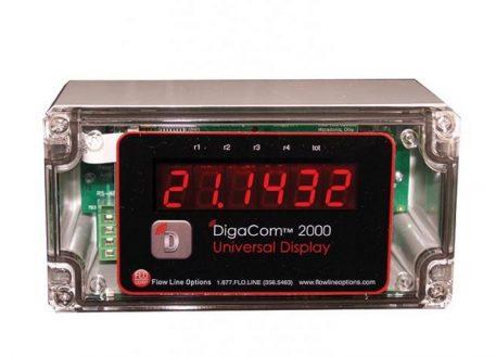 Flo-corp DCX2 DigaCom 2000 Digital Process Meter
