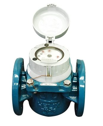 GKM Helix 4000 Woltmann Cold Water Meter