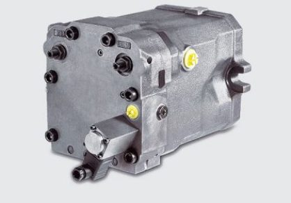 Linde HMV-02 Variable displacement motors for closed and open circuits