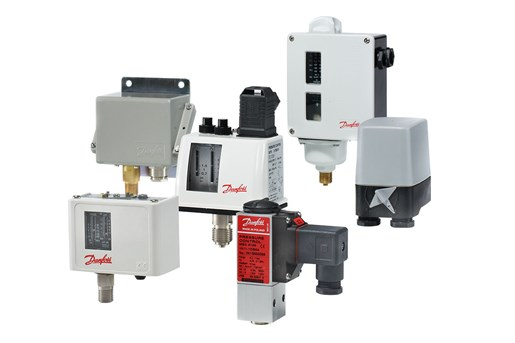 Danfoss Industrial Pressure Switches