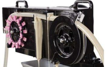 Model 7V Brill® High Capacity 1-Inch Tube Type Oil Skimmer