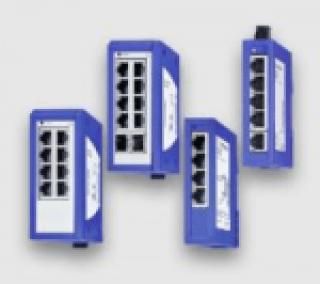 Hirschmann Lite Managed Industrial Ethernet GECKO Switches