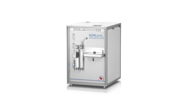 Carbon / Sulfur / Hydrogen Analyzer CHS-580