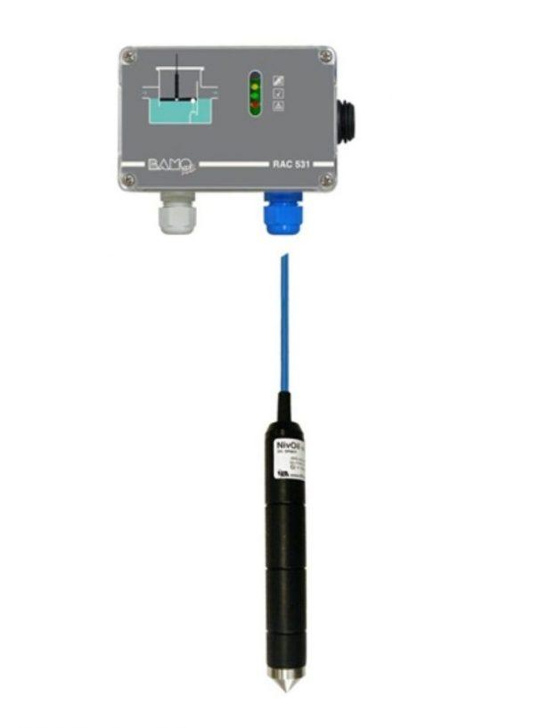 Bamo RAC 531 Level Detection for Oil Water Separators