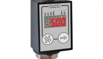 Pressure Switch with Display PE 827