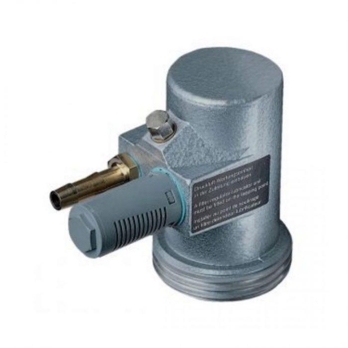 Flux Motor F 416 Ex – Compressed-Air Motors