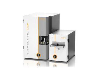 Carbon/Sulfur Analyzer ELEMENTRAC CS-d