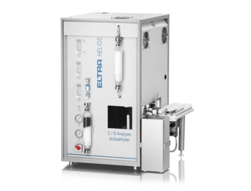Eltra Carbon/Sulfur Analyzer CS-580A