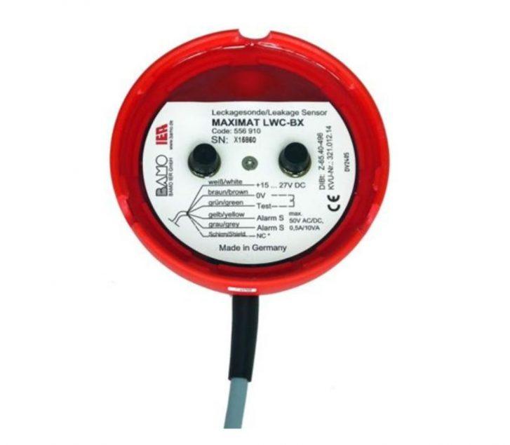 Bamo MAXIMAT LWC BX Level On-Floor Leak Detector