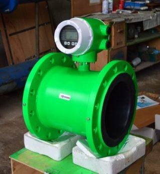 Jenis Cairan Dan Karakteristik Flowmeter