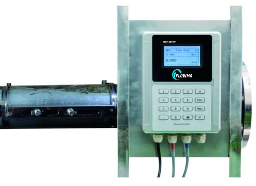 Flowmeter Untuk Aliran Gravitasi