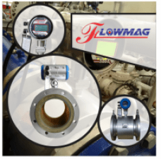 wmag 30 flowmag electromagnetic flow meter