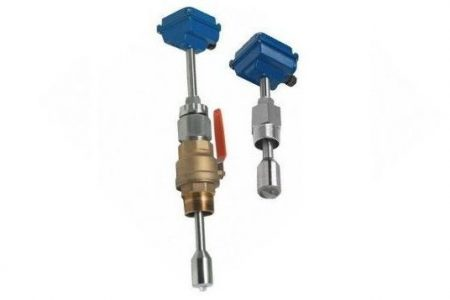 ex110 Electromagnetic insertion flow Meter