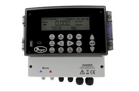 Series UFC Ultrasonic Flow Transmitter Set