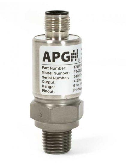 APG Industrial Pressure Transducer PT-200