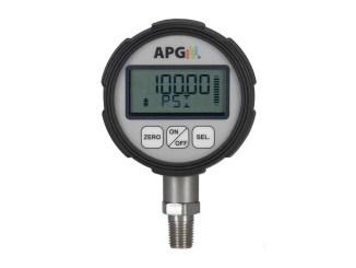 IP67 Digital Pressure Gauges with 0.25% Accuracy PG7