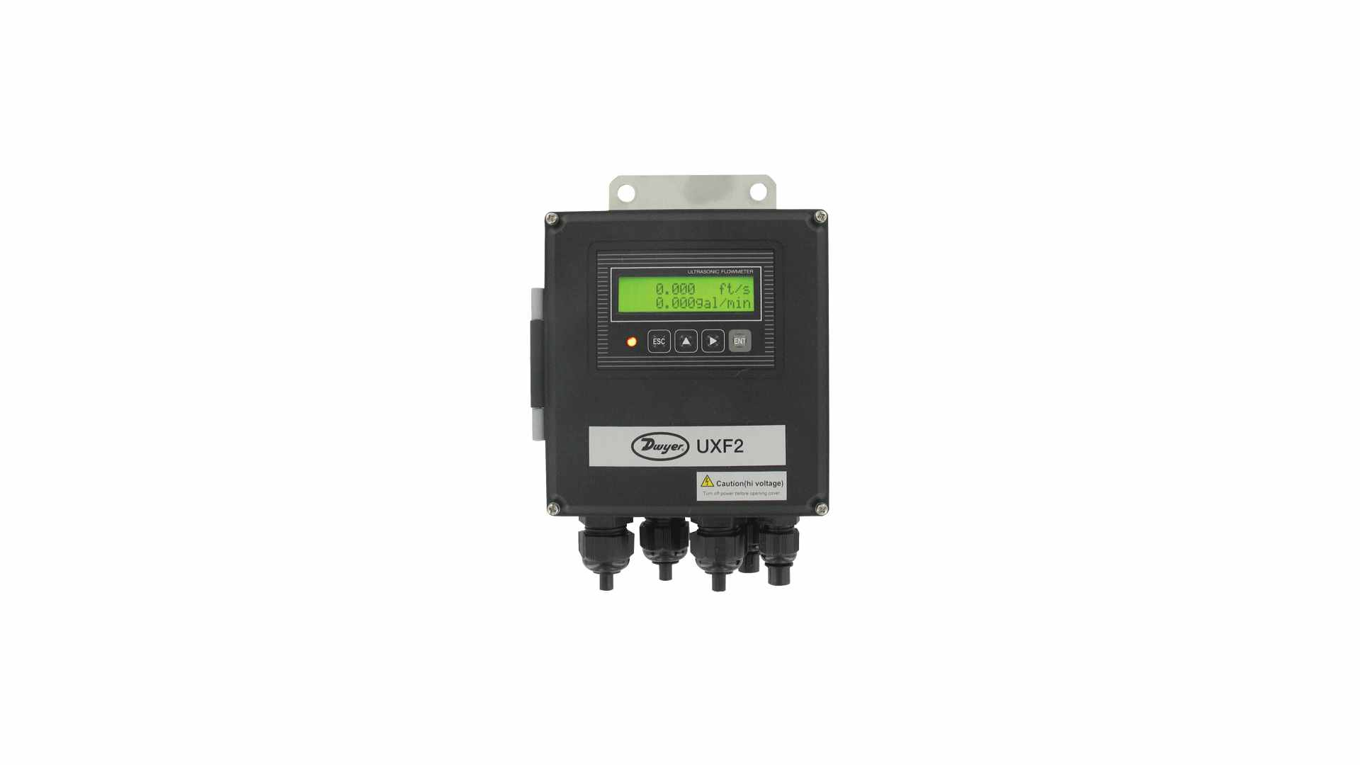 Dwyer Series UXF2 Ultrasonic Flow Converter