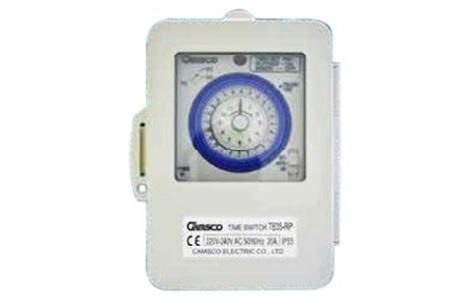 Camsco Rainproof TB Series Time Switch IP-53