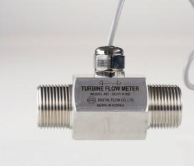 Digital Flow DGTT-015S Turbine Flow Meter