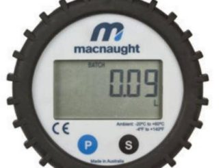 Type D PR Digital Display Flow Meter