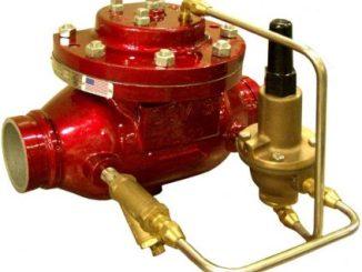 Apollo Valves 129FC Fire System Pressure Control Valve