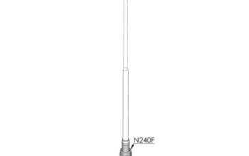 Land VHF-Antenna CX3 5/8 130002-T Series