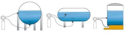 instalasi non contact external ultrasonic level transmitter