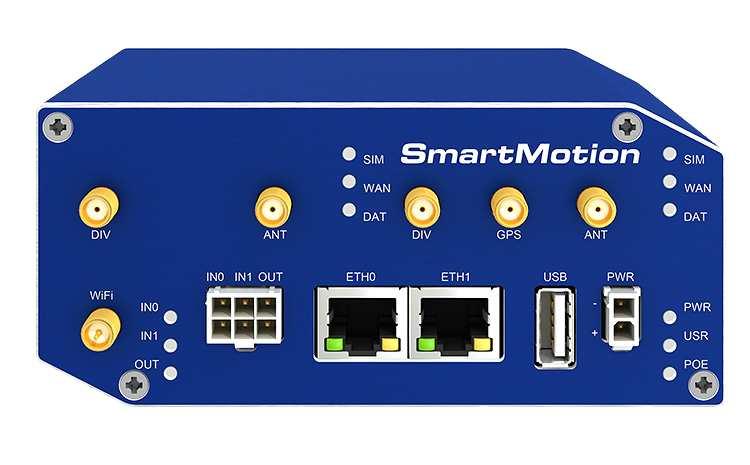 B+B SmartWorx SmartMotion™ Smart Hardware