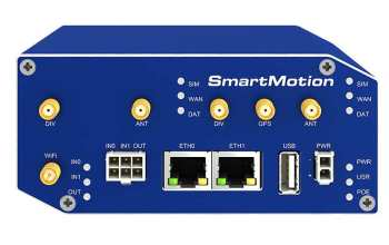 B+B SmartWorx SmartMotion™ Smart Hardware