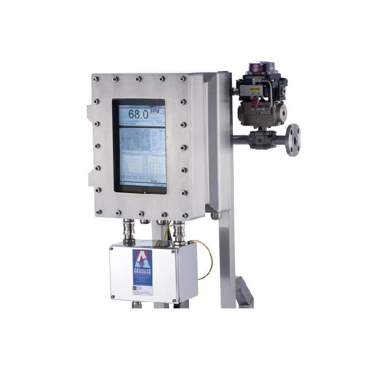 Advanced Sensors EX-100M/1000M Side-stream Oil/Particulate in Water Analyzer