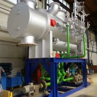 Oeltechnik Surface condensing systems