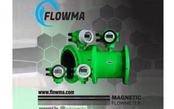 Flowma Wmag21 Electromagnetic flow meter