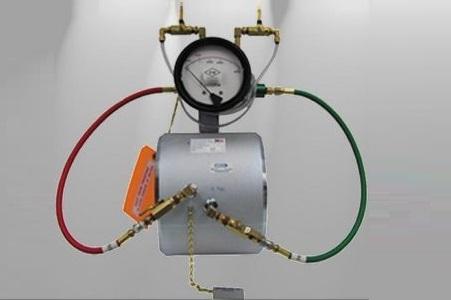 Pump Test Meter Pemadam Gerand