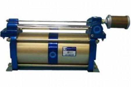 SC Hydraulic ABD-2 Air Booster System
