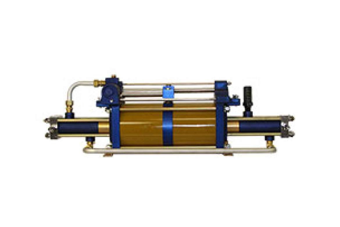 SC Hydraulic Engineering GB-D Series Gas Booster Single Stage