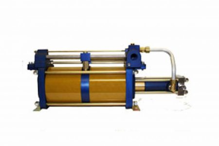 Gas Booster Single Stage – Single Acting Double Head SC Hydraulic Engineering