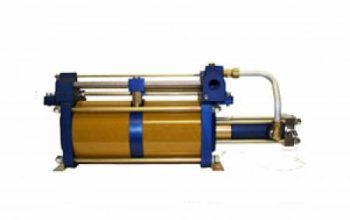 Gas Booster Single Stage - Single Acting Double Head SC Hydraulic Engineering