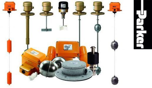 Parker Hannifin Level switch and control
