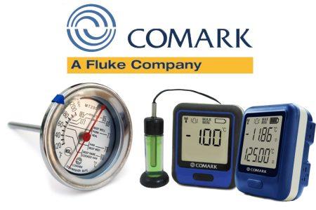 Comark Temperature, Humidity and Pressure