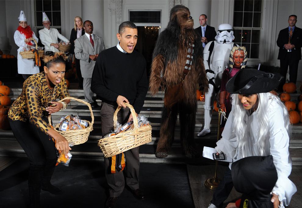 Halloween 2009 White House