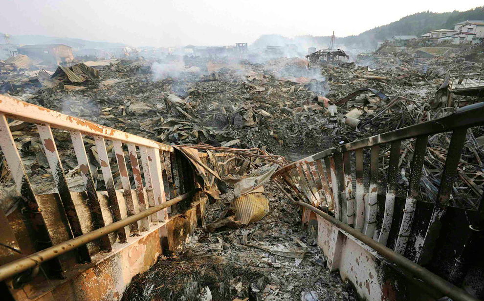 [The Big Picture] Động đất sóng thần ở Nhật Bản – 1 năm sau