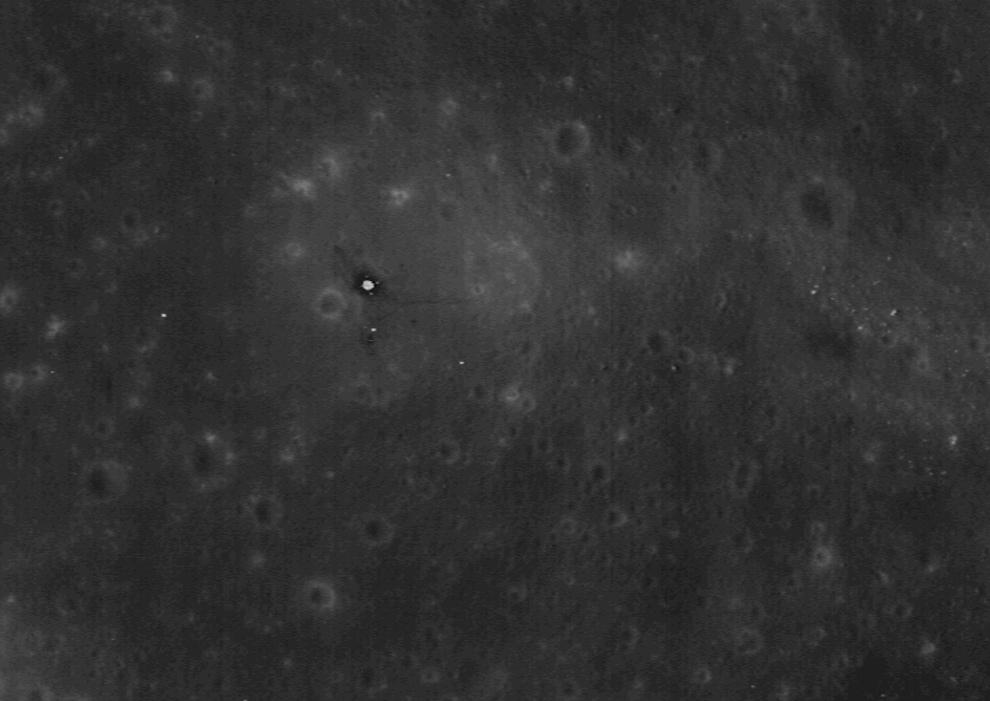 Suck it, Moon Landing Deniers