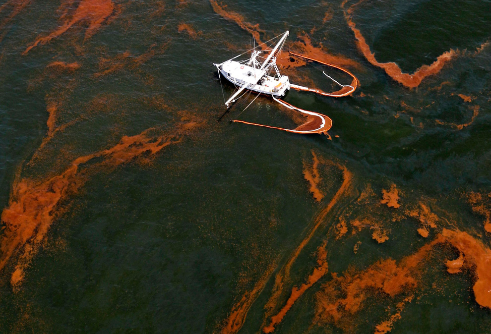 5 environmental consequences of oil spills thoughtco - 990×674