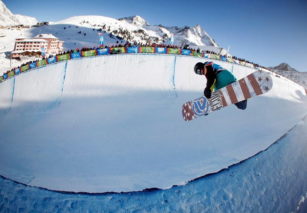 [The Big Picture] Thế vận hội trẻ mùa Đông 2012