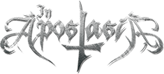 Black Metal Logo In Apostasia 1