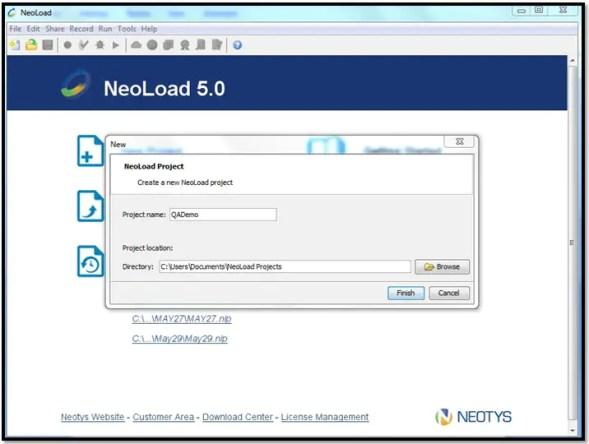Neoland test 2