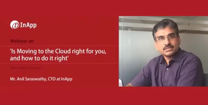 MOVING TO THE CLOUD USING MICRO-SERVICES WEBINAR (RECORDED VERSION)