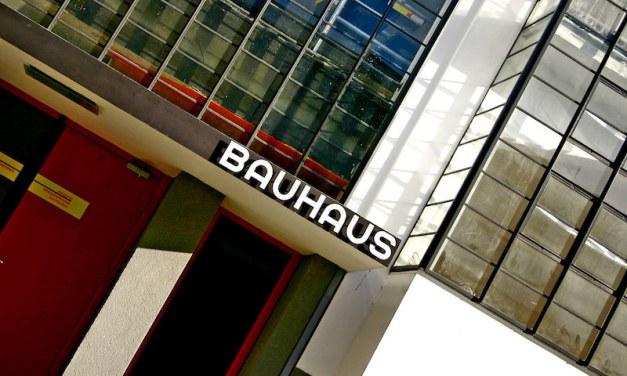 Weimar 1919 – Torino 2019.  100 anni dalla nascita della Bauhaus